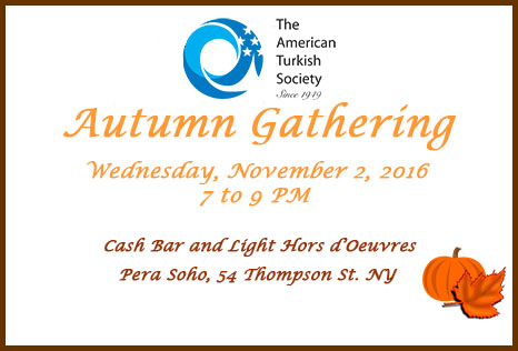 ATS Autumn Gathering
