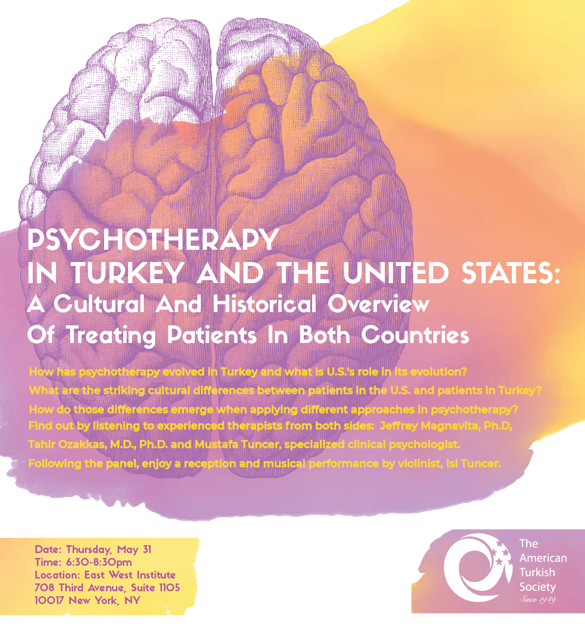 Psychotherapy in Turkey and The United States