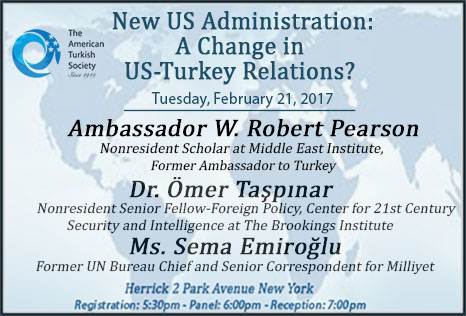 New US Administration: A Change in US-Turkey Relations?